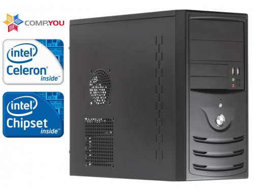 Системный блок CompYou Office PC W170 (CY.585964.W170), вид 1