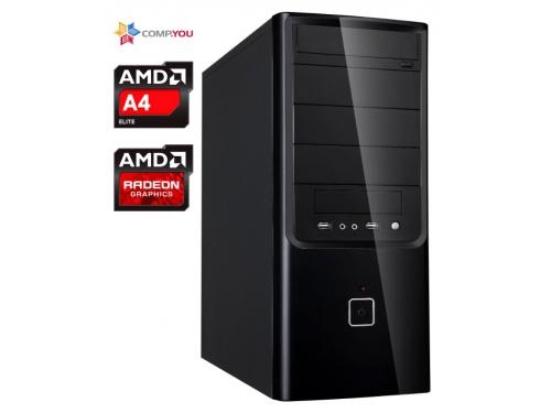 Системный блок CompYou Office PC W155 (CY.559385.W155), вид 1