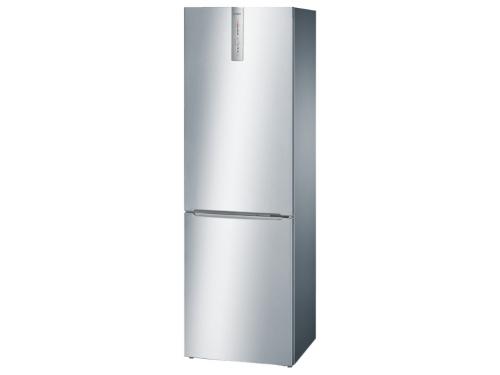 Холодильник Bosch KGN36VL14R серебристый, вид 2