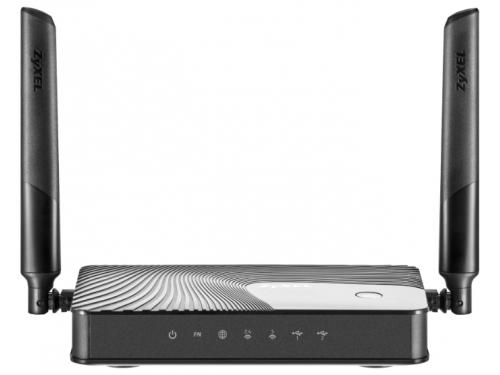 Роутер WiFi ZyXEL Keenetic GIGA III, вид 1