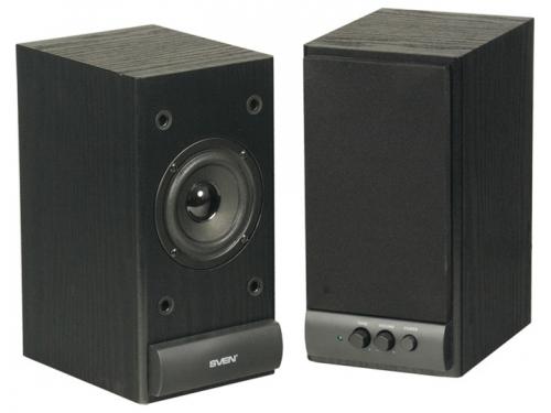 Компьютерная акустика Sven Sps - 609, чёрные, вид 1