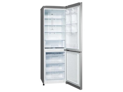 Холодильник LG GA-B419SMQL серебристый, вид 1