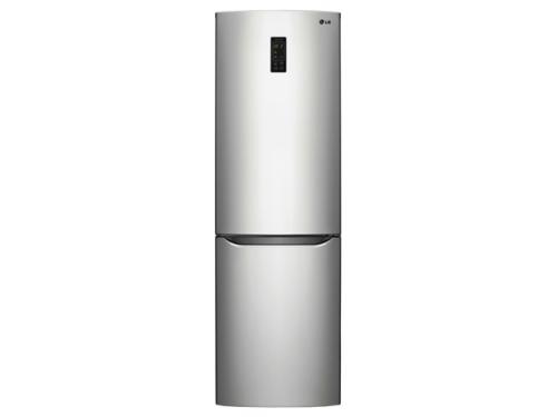 Холодильник LG GA-B419SMQL серебристый, вид 2
