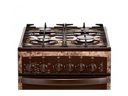 Плита Gefest 3500 К19 коричневая, вид 2