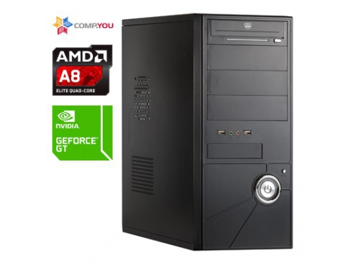 Системный блок CompYou Home PC H557 (CY.536111.H557), вид 1