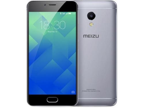 Смартфон Meizu M5S 3Gb/16GB, серый, вид 1