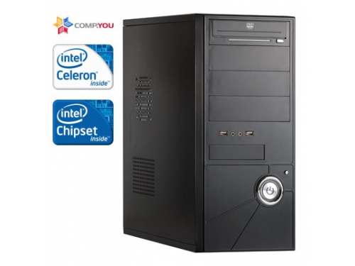 Системный блок CompYou Office PC W170 (CY.455537.W170), вид 1
