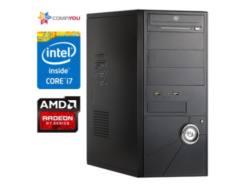 Системный блок CompYou Home PC H575 (CY.453002.H575), вид 1
