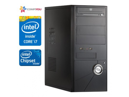 Системный блок CompYou Office PC W170 (CY.402049.W170), вид 1