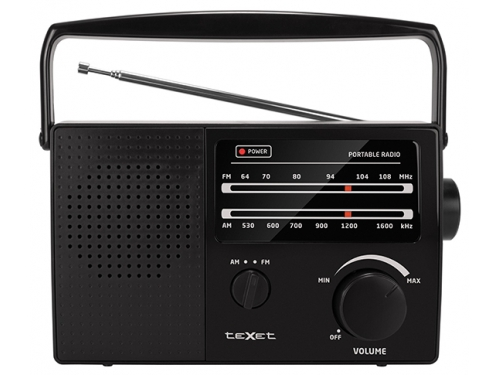 Радиоприемник TeXet TR-103, вид 1