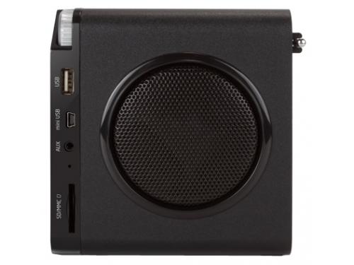 Радиоприемник ТeXet TRC-314 черный, вид 4