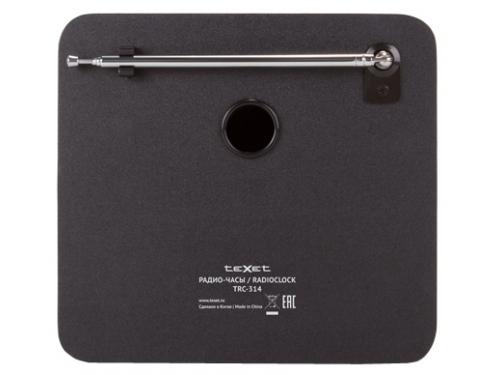 Радиоприемник ТeXet TRC-314 черный, вид 5