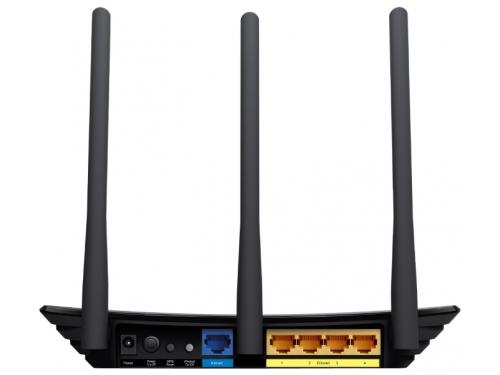 Роутер WiFi TP-Link TL-WR940N 450M, вид 4