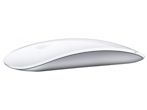 Мышка Apple Magic Mouse 2 White Bluetooth (MLA02ZM/A), белая, вид 1