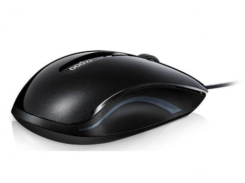 ����� Rapoo N3600 USB Black 2000 dpi, ��� 2