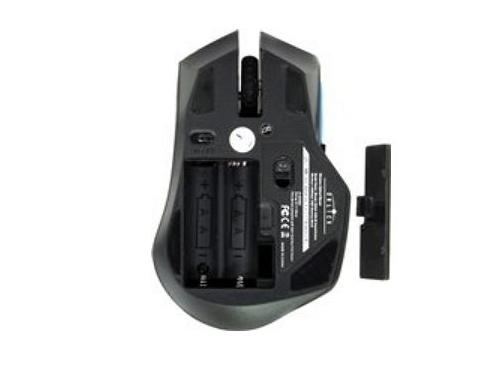 Мышка Oklick 630LW Black USB (радиоканал, 1600 dpi), вид 5