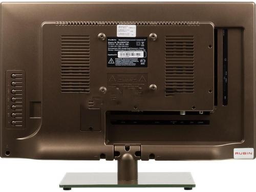 телевизор Rubin RB-19SE5T2CBR, бронзовый, вид 2