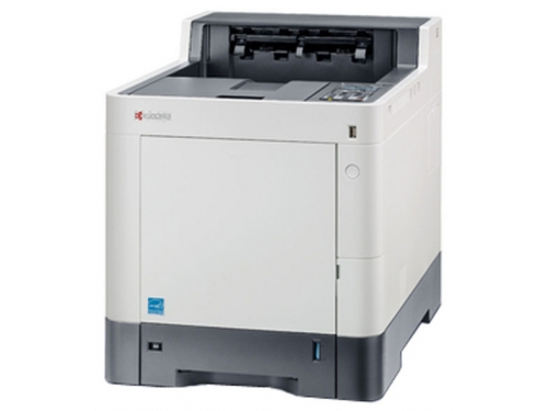 Лазерный цветной принтер Kyocera P6035CDN (1102NS3NL0), вид 3