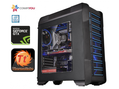 Системный блок CompYou Game PC G777 (CY.586253.G777), вид 1