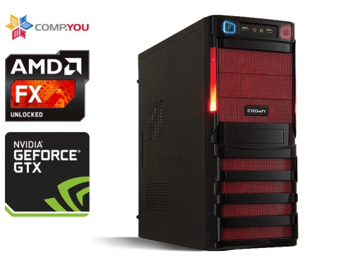 Системный блок CompYou Home PC H557 (CY.560907.H557), вид 1