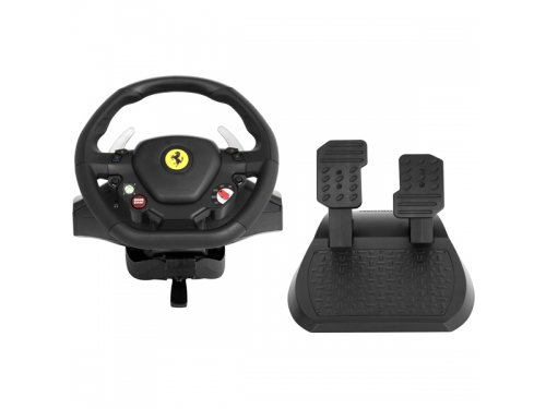 Руль и педали игровые (комплект) Thrustmaster Ferrari 458 Italia, вид 1