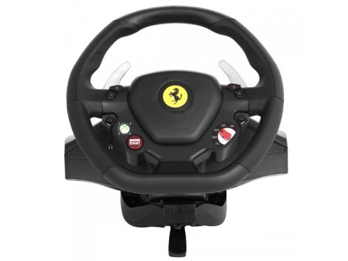 Руль и педали игровые (комплект) Thrustmaster Ferrari 458 Italia, вид 2