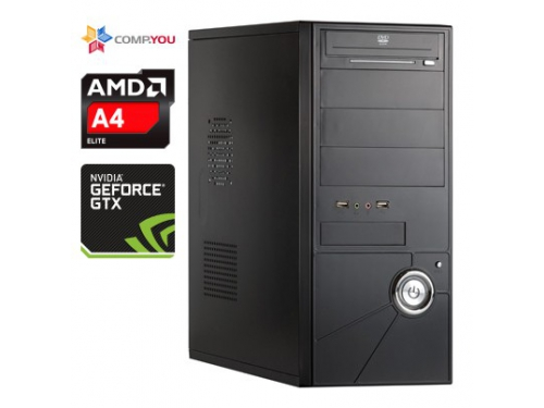 Системный блок CompYou Home PC H557 (CY.536837.H557), вид 1