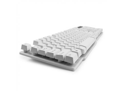 Клавиатура Гарнизон GK-200 белый, вид 3