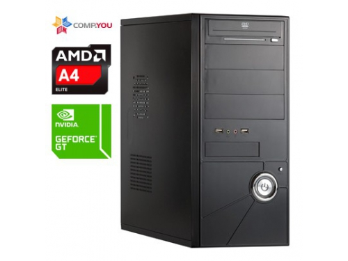 Системный блок CompYou Home PC H557 (CY.341041.H557), вид 1