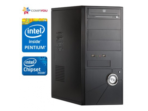 Системный блок CompYou Office PC W170 (CY.340041.W170), вид 1
