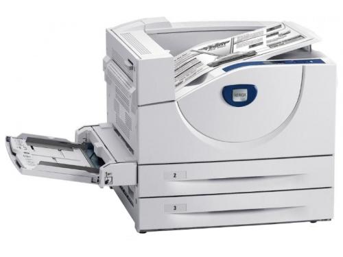 Лазерный ч/б принтер XEROX Phaser 5550N, вид 1
