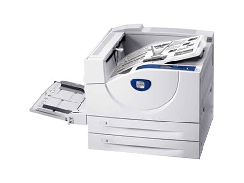 Лазерный ч/б принтер XEROX Phaser 5550N, вид 2