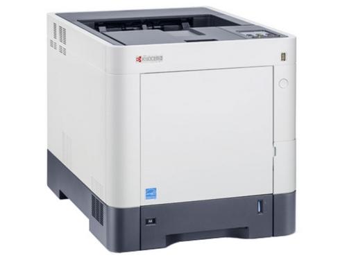 Лазерный цветной принтер Kyocera P6130CDN (1102NR3NL0), вид 2