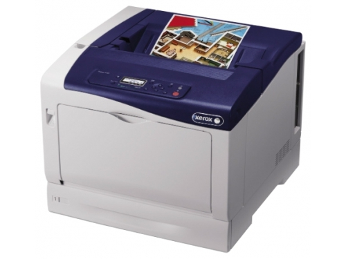 Лазерный цветной принтер XEROX Phaser 7100N, вид 1