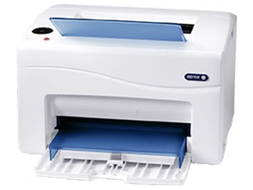 Лазерный цветной принтер XEROX Phaser 6020, вид 1