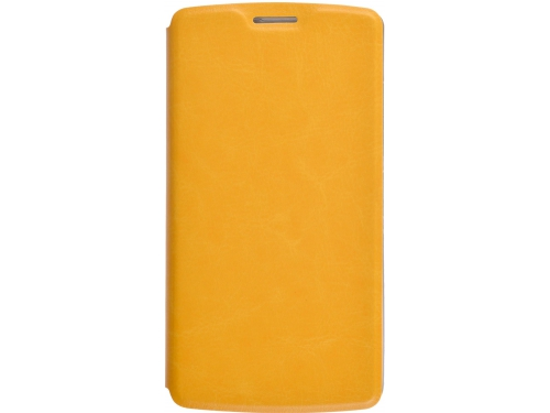 Чехол для смартфона SkinBOX Lux для Lenovo A2010 (T-S-LA2010-001) Жёлтый, вид 1