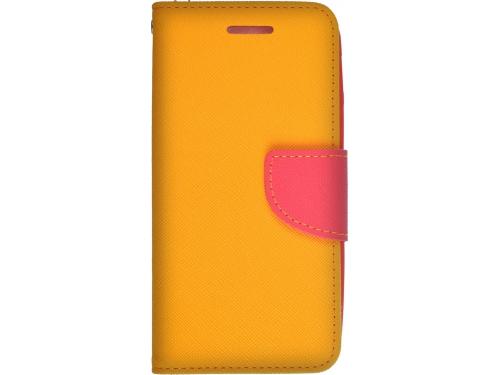 Чехол для смартфона SkinBOX MS для Asus Zenfone C (ZC451CG) Жёлтый, вид 1