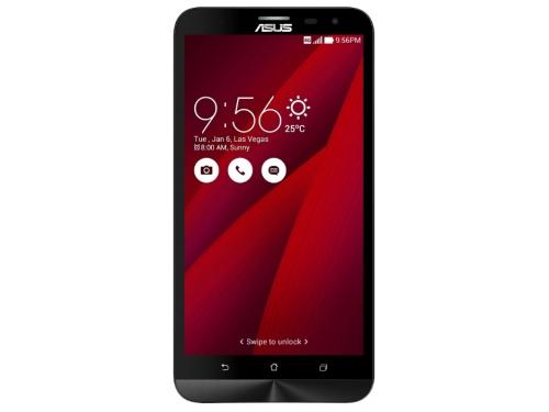 Смартфон ASUS ZenFone 2 Laser ZE601KL-6G038 RU 32Gb, красный, вид 1