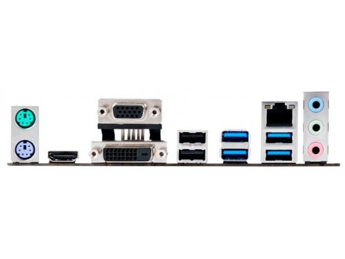 Материнская плата ASUS B150M-A D3 (mATX, LGA1151, Intel B150), вид 4