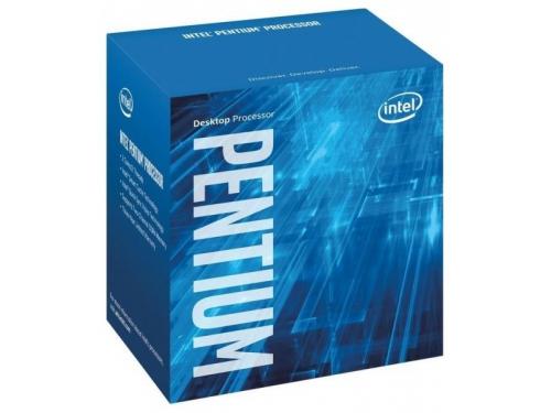 Процессор Intel Pentium G4400 Skylake (3300MHz, LGA1151, L3 3072Kb, Retail), вид 1