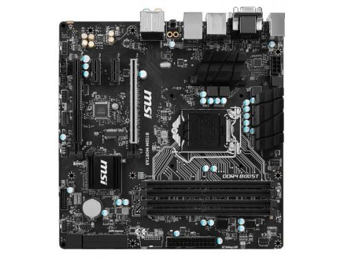 Материнская плата MSI B150M MORTAR (mATX, LGA1151, Intel B150), вид 1