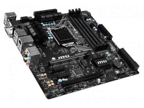 Материнская плата MSI B150M MORTAR (mATX, LGA1151, Intel B150), вид 2