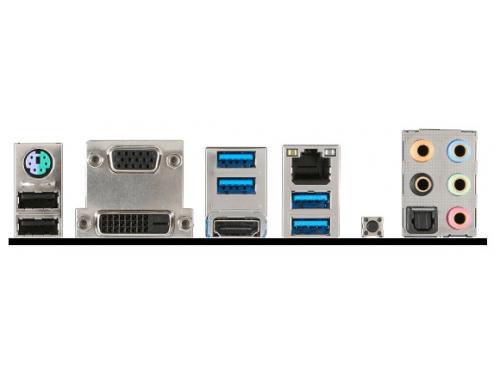 Материнская плата MSI B150M MORTAR (mATX, LGA1151, Intel B150), вид 4