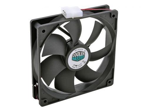 Кулер компьютерный Cooler Master NCR-12K1-GP (120 мм, 1200rpm, 44.72 CFM), вид 2
