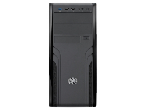 Корпус компьютерный Cooler Master CM Force 500 (FOR-500-KKN1) w/o PSU Black, вид 5