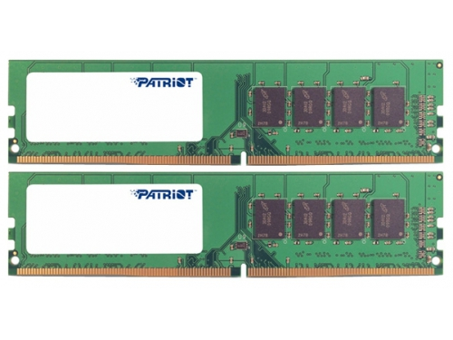 ������ ������ Patriot Memory PSD416G2133K (2x8 Gb, DDR4, 2133 MHz, CL15, DIMM), ��� 1