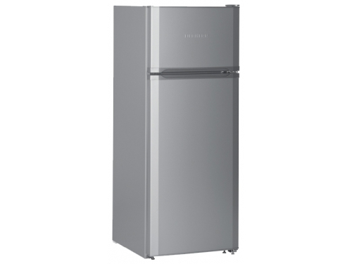 Холодильник Liebherr CTPsl 2541-20, серебристый, вид 1