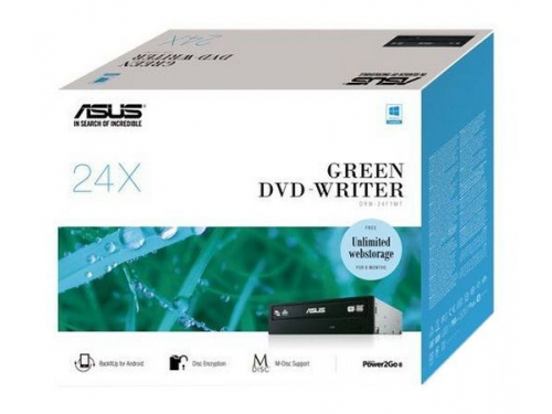 ���������� ������ ASUS DRW-24F1MT (DVD-�������� � ���������� M-Disc), ������, ��� 6