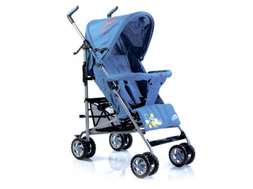 Коляска Baby Care City Style, Blue, вид 1
