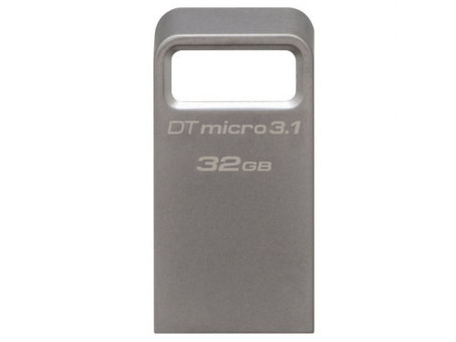 Usb-флешка Kingston DataTraveler Micro 3.1 DTMC3 / 32GB (USB 3.1), вид 1